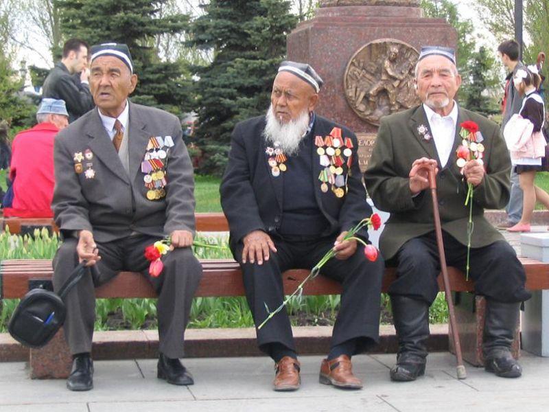 Вклад мусульман в Великую Отечественную войну.