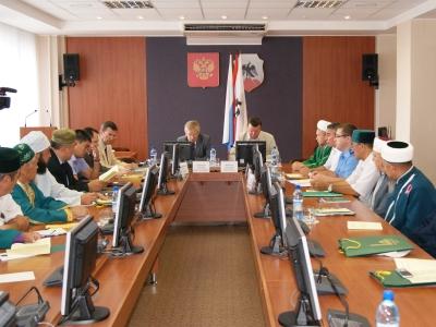 Развитие государственно-конфессионального диалога