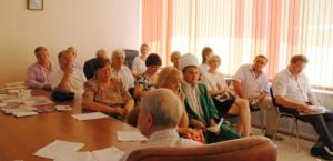 Завершилось формирование Общественной палаты Оренбургской области четвёртого созыва