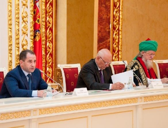 Встреча в Оренбурге о мусульманском образовании