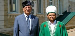 Визит губернатора Оренбургской области в ДУМОо