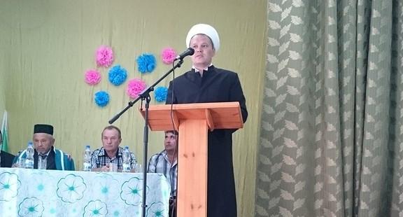 Семинар-совещание сельских имамов Кувандыкского района