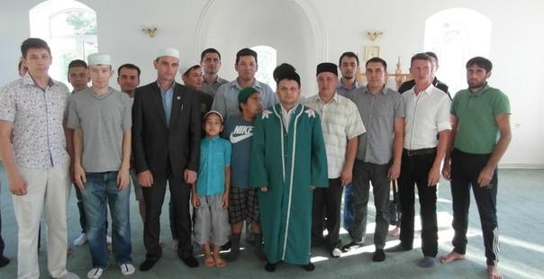 Встреча председателя ДУМОо с мусульманской молодежью Оренбурга