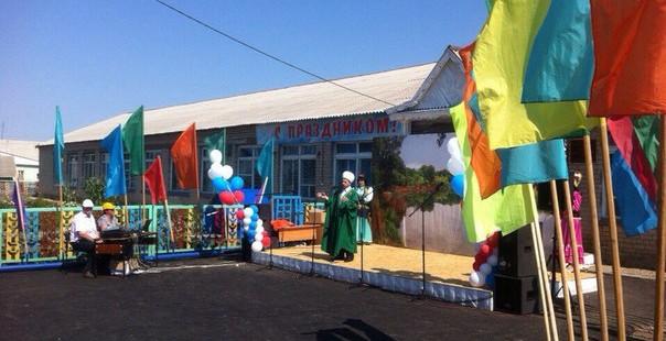 Председатель ДУМОо на праздничных мероприятиях Саракташского района