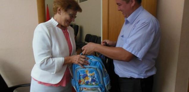 Духовное Управление Мусульман Оренбургской области позаботилась о малоимущих детях