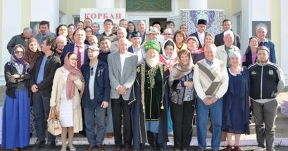 Верховный муфтий России встретился с актерами национальных театров Башкортостана и Татарстана