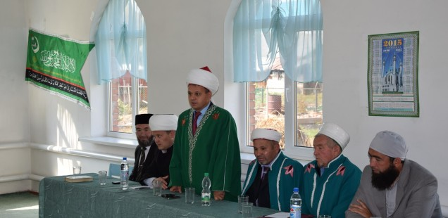 Председатель ДУМОо принял участие в семинаре-совещании Кувандыкского мухтасибата
