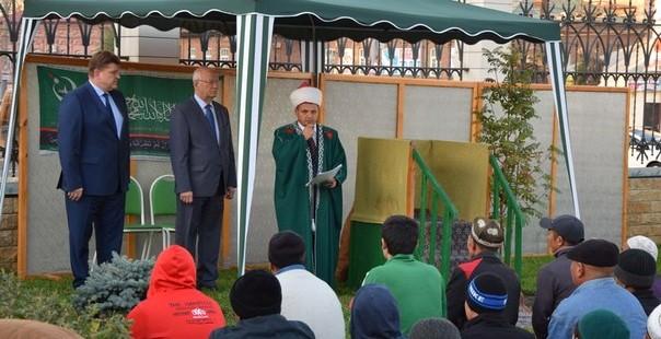 Мусульмане Оренбуржья отметили праздник «Курбан – Байрам»