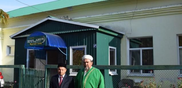 Председатель ДУМОо встретился с имам-мухтасибом Медногорска