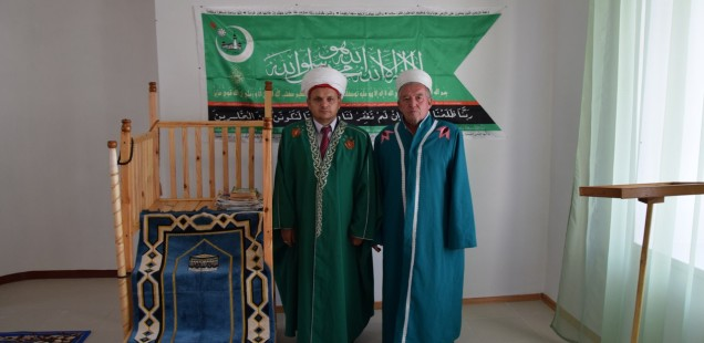 Председатель ДУМОо посетил мечеть с. Никольское Кувандыкского района