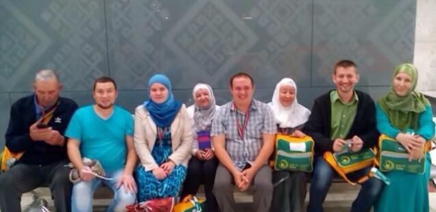 Первая группа мусульман Оренбургской области отправилась в Хадж