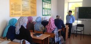 Председатель ДУМОо принял участие в педагогическом совещании