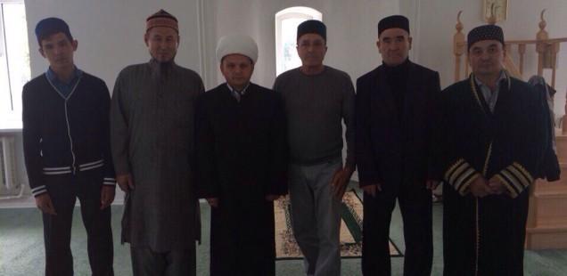 Курсы повышения квалификации имамов