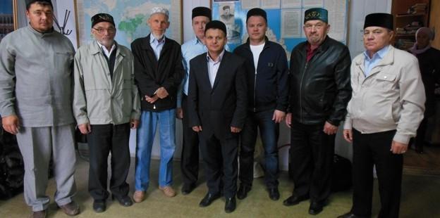 Первое рабочее совещание председателя ДУМОо с имамами города Оренбурга