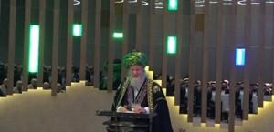 Выступление Верховного муфтия на Международной научно-практической конференции «Исламское образование в Крыму: исторические вехи и пути возрождения»