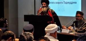 Верховный муфтий принял участие в Международной научно-практической конференции «Мусульманская богословская мысль: национальные, региональные и цивилизационные измерения»