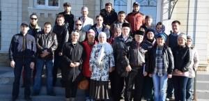 В центре создания семьи «Адам и Хавва», состоялась встреча мусульманской молодежи
