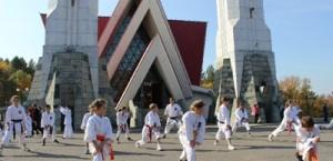 ЦДУМ России провело фестиваль спорта среди детей и подростков