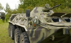 1 октября – День сухопутных войск России