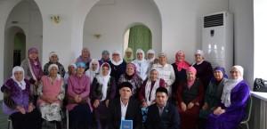 Мусульманки села Мустафино Шарлыкского района, посетили РДУМОо и «Медресе «Хусаиния»